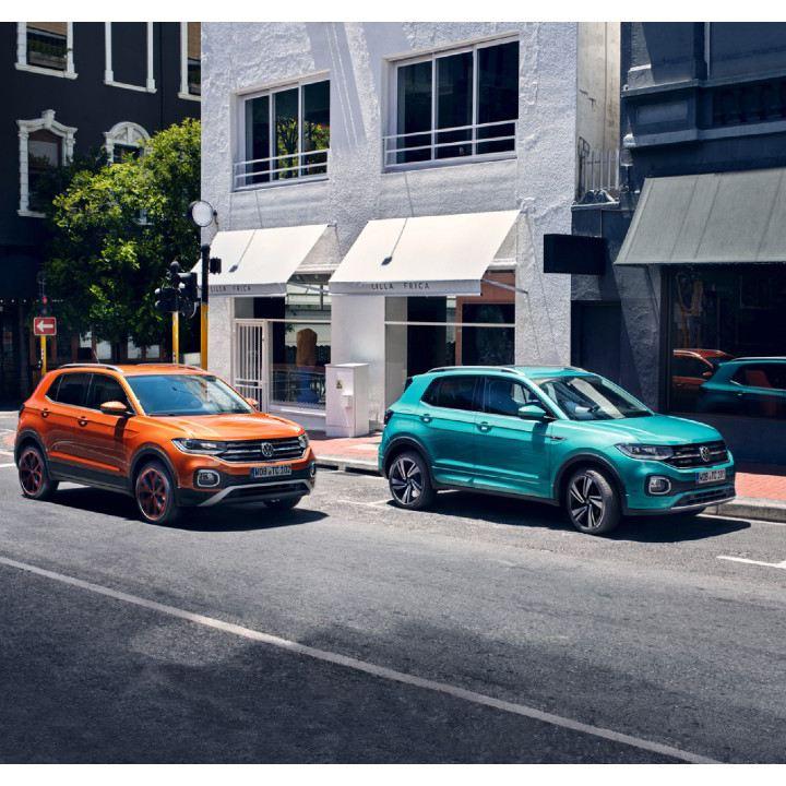 Volkswagen The T-Cross & Touran