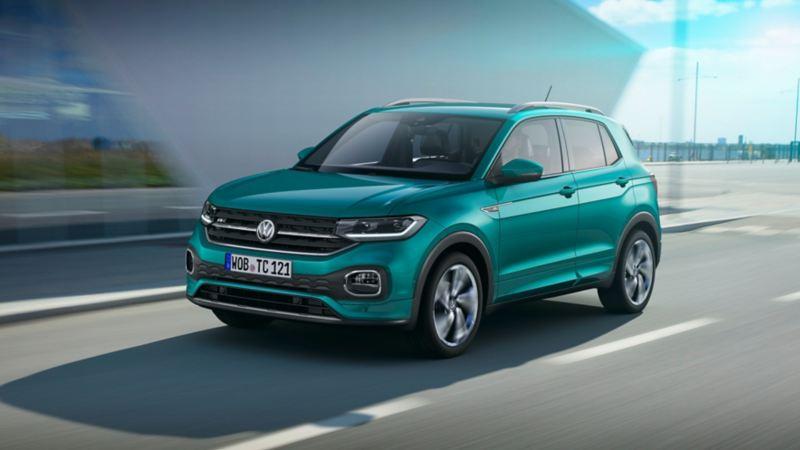 Volkswagen 安全與科技