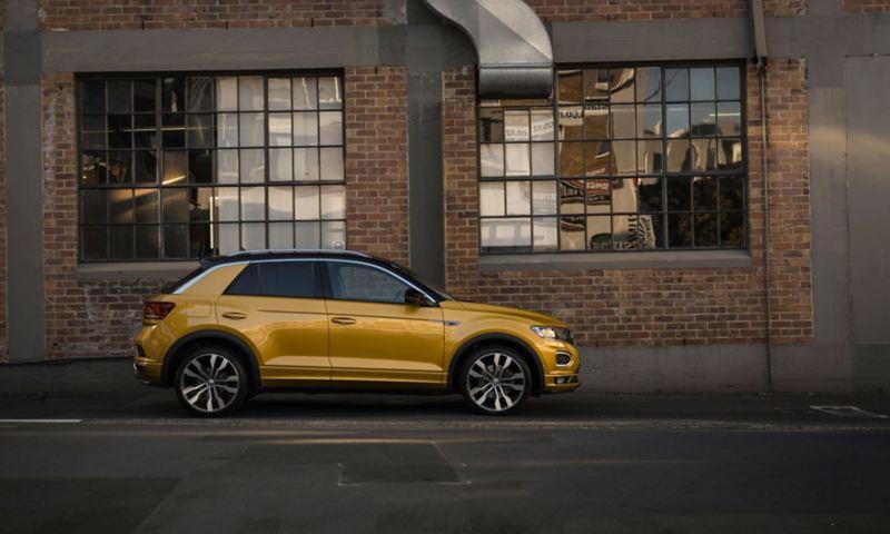 The Volkswagen T-Roc