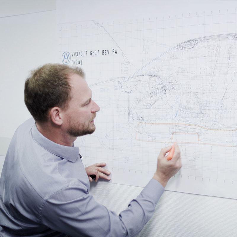 Marco Könnemann desenvolve conceitos da família elétrica ID.