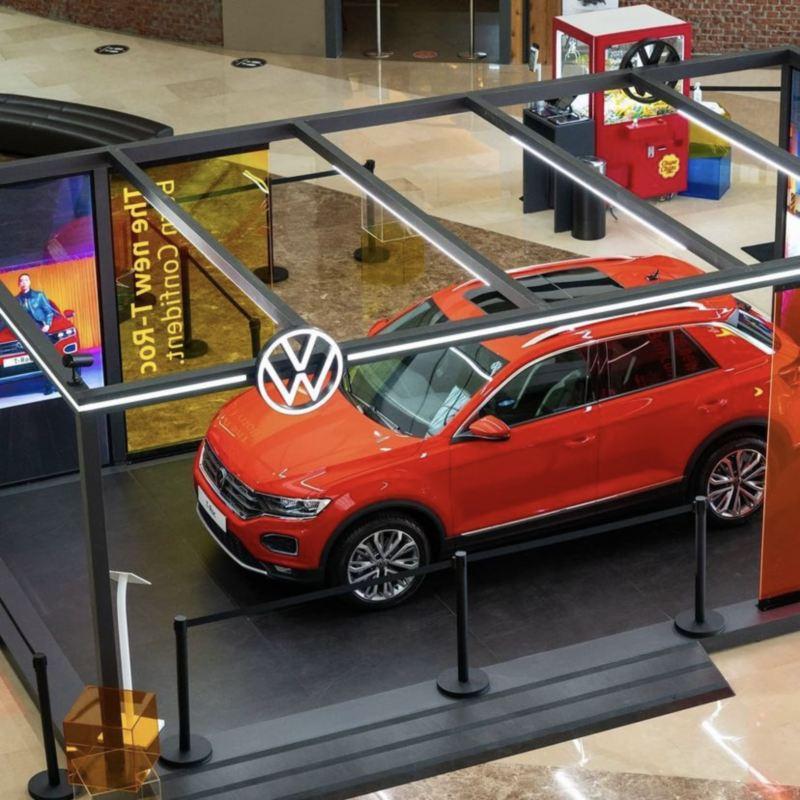 폭스바겐코리아 어반 컴팩트 SUV 신형 티록 전국 로드투어 성료 (1) 이미지
