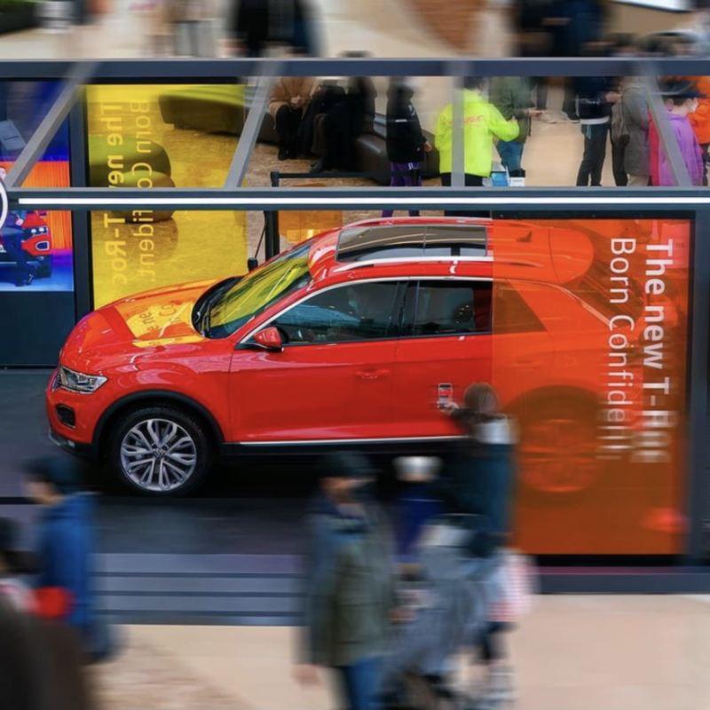 폭스바겐코리아 어반 컴팩트 SUV 신형 티록 전국 로드투어 성료 (2) 이미지