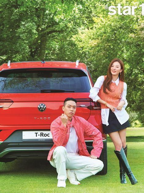 폭스바겐코리아 신형 티록 홍보대사 비와이 X 슬기와 함께한 화보 공개_비와이 (3) 이미지