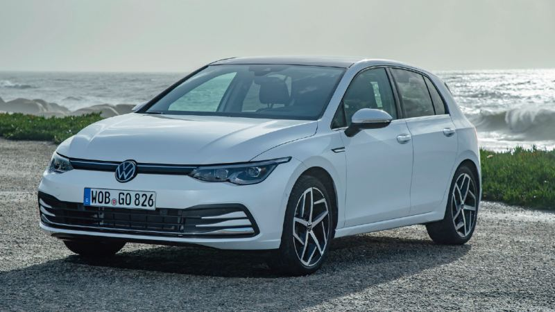 The all-new Golf