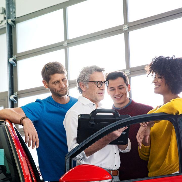 Volkswagen 個人與企業購車