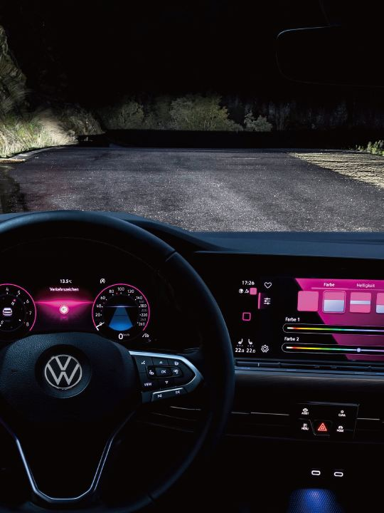Volkswagen The all-new Golf