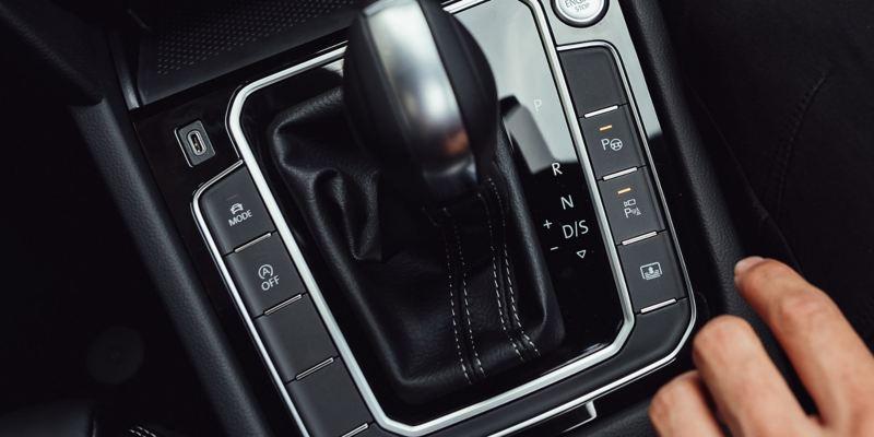 Volkswagen passat shift knob