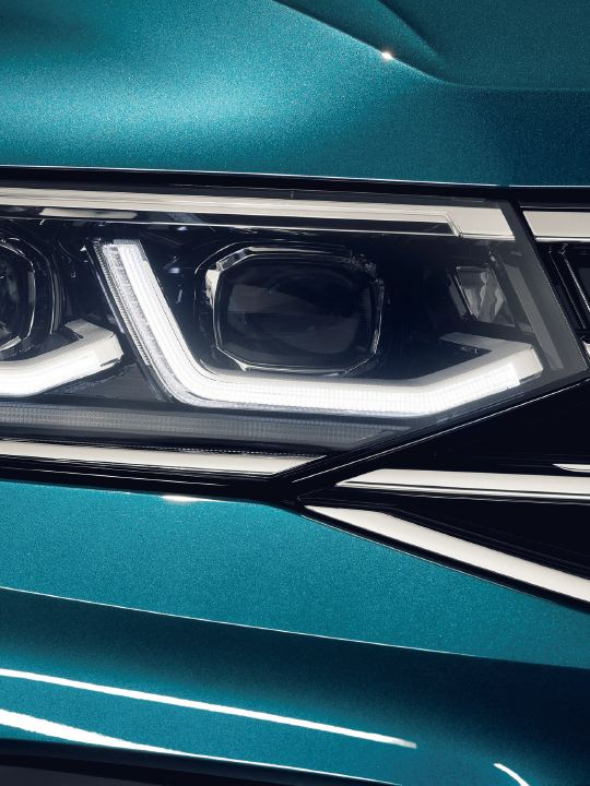 Volkswagen The new Tiguan IQ.LIGHT