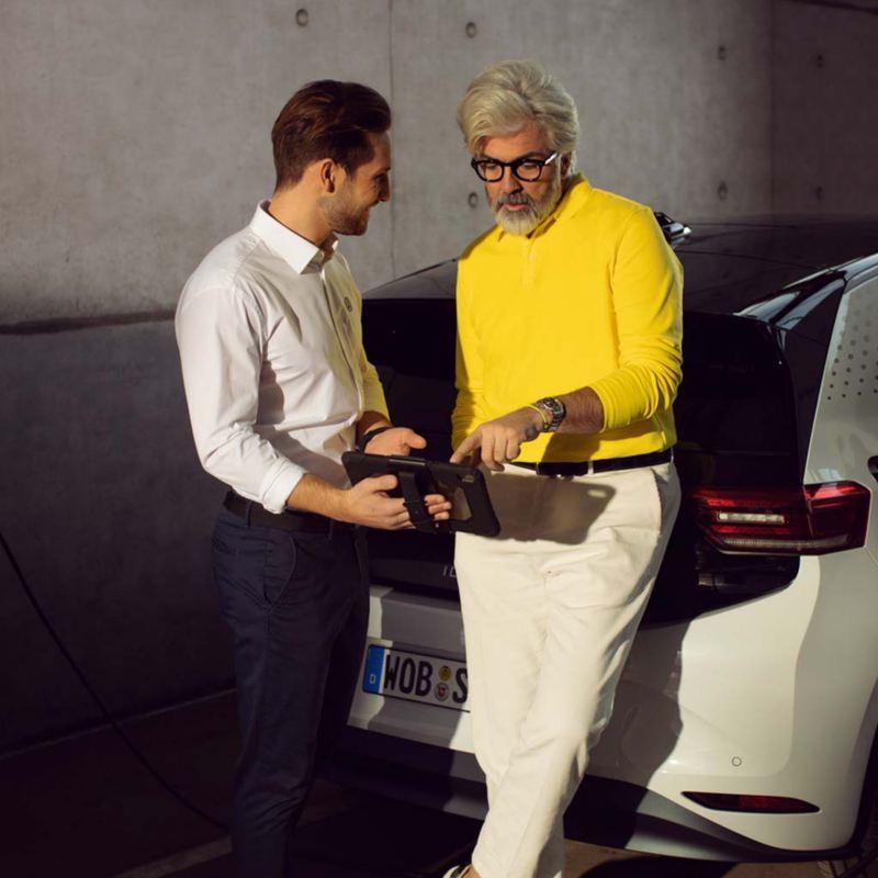 Consulente Volkswagen