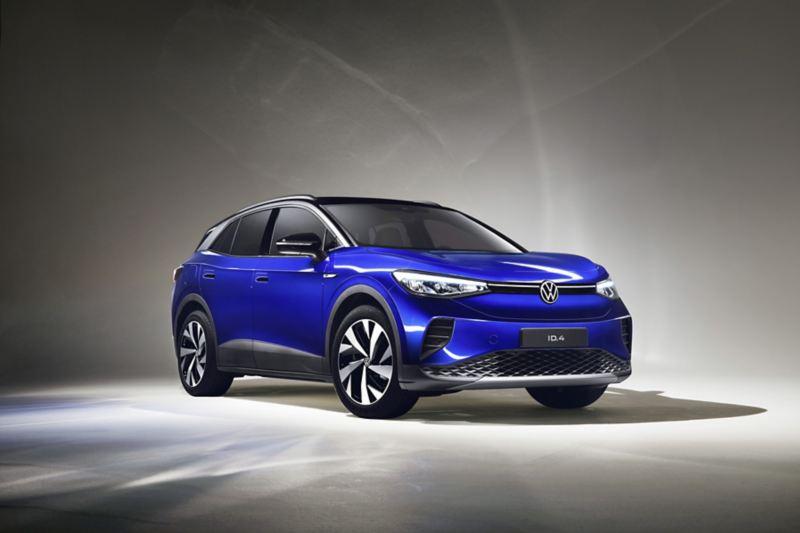 폭스바겐 첫 순수 전기 SUV ID.4, 유로앤캡 최고 등급 5 스타 획득 관련 차량 이미지