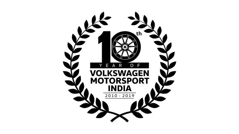 10 Years of Volkswagen Motorsports India