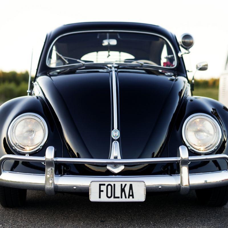 Volkswagen bubbla - Folka