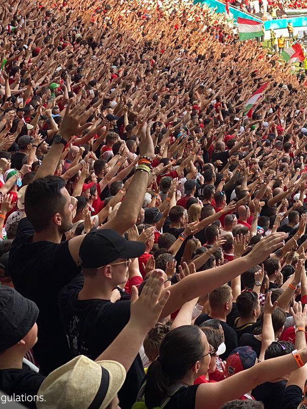 Hungary France Matchday 2