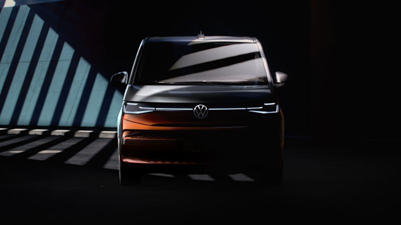 Anteprima mondiale del Nuovo Volkswagen Multivan in live streaming.