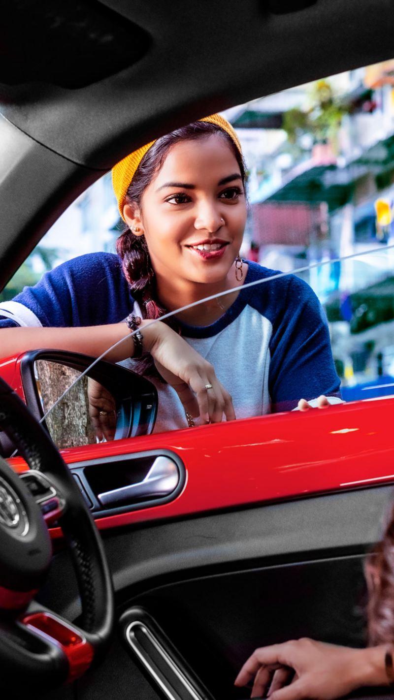 Volkswagen genuine servicing