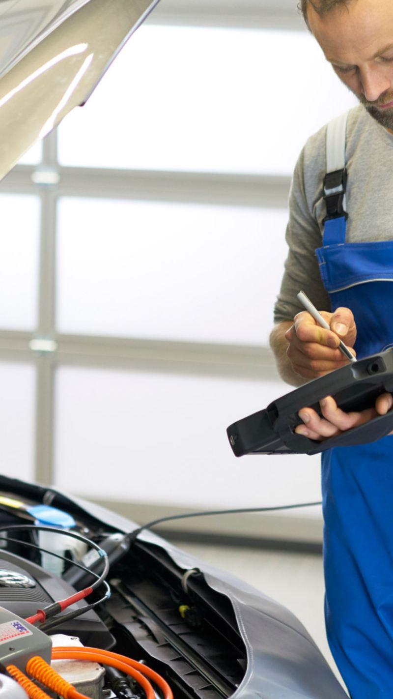Manuais e Garantia Volkswagen