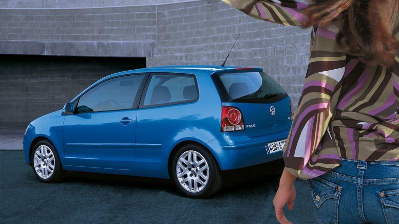 Anciens modèles Polo4 les points forts