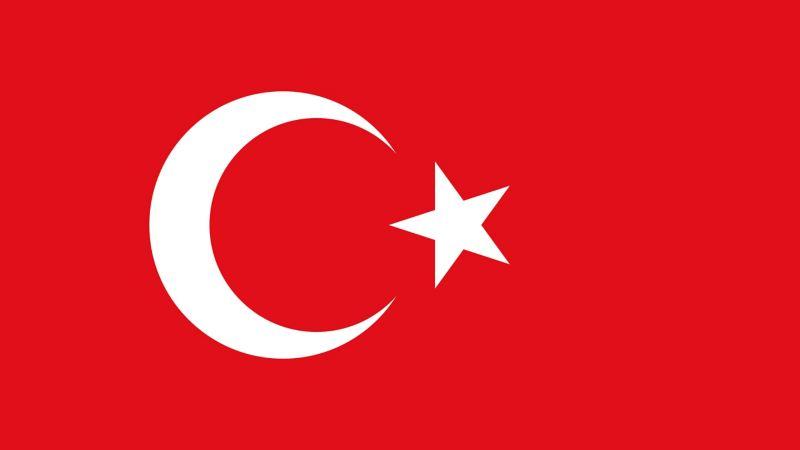 Die türkische Flagge