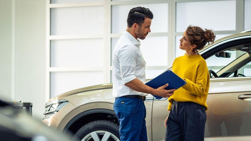 Soluzione su misura Volkswagen Business