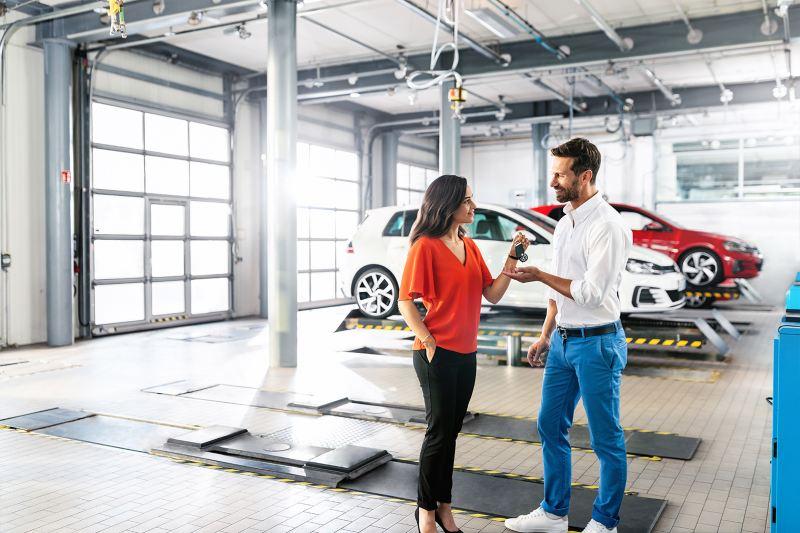 Volkswagen Comprehensive Warranty Upgrade