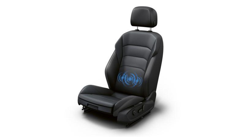 Volkswagen 14 yönlü koltuklar