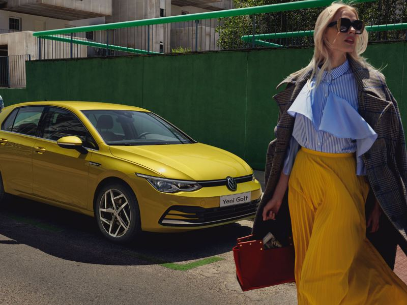 Volkswagen Golf Faiz Kampanyası