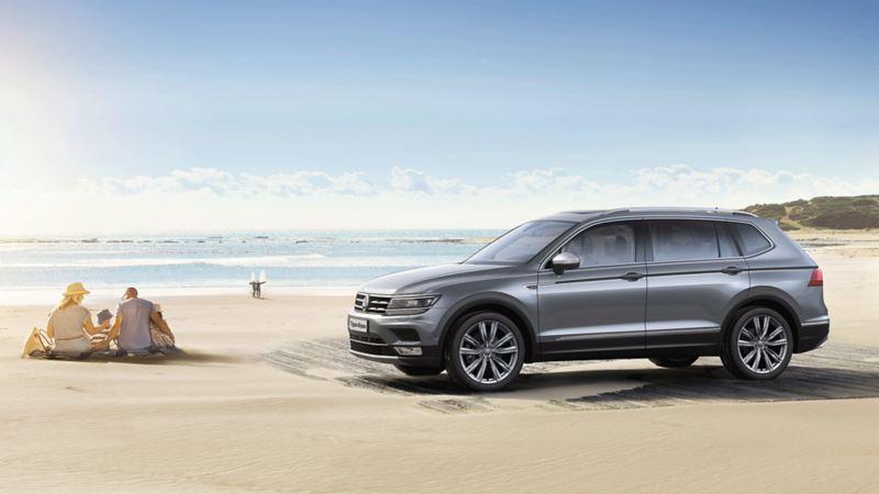 Volkswagen Tiguan Allspace SUV Model Özellileri