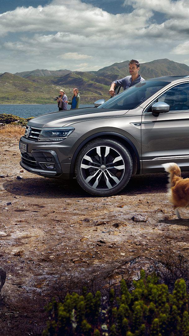 Volkswagen Tiguan Allspace Kampanyası