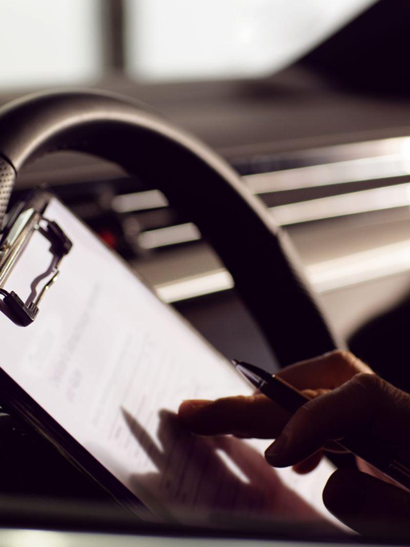 Volkswagen İletişim Formu