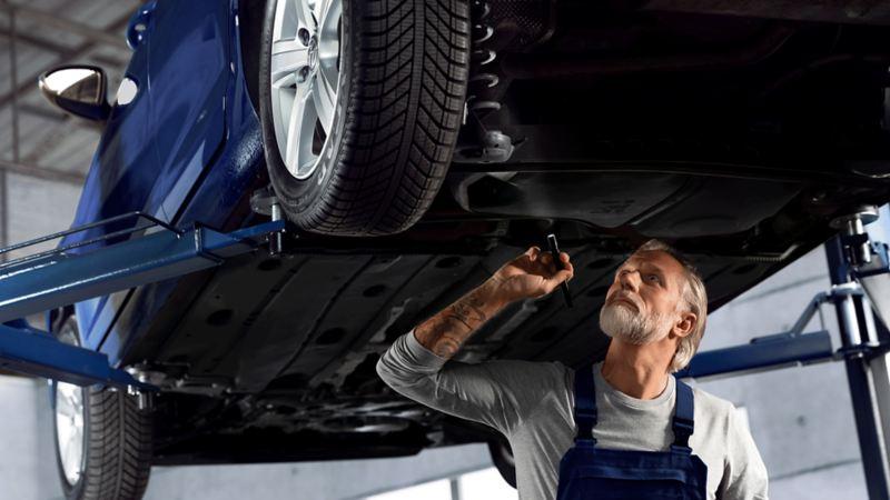 Volkswagen Amortisörler