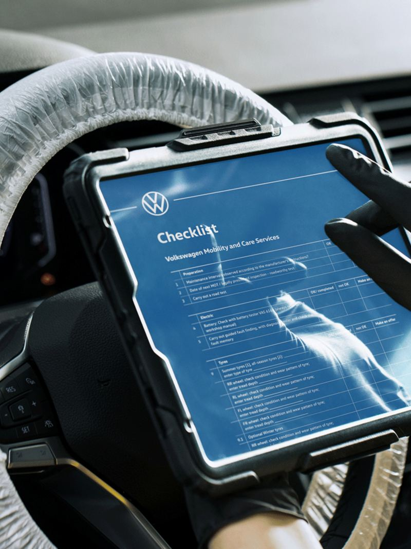 Volkswagen Covid-19 Hijyen Önlemleri