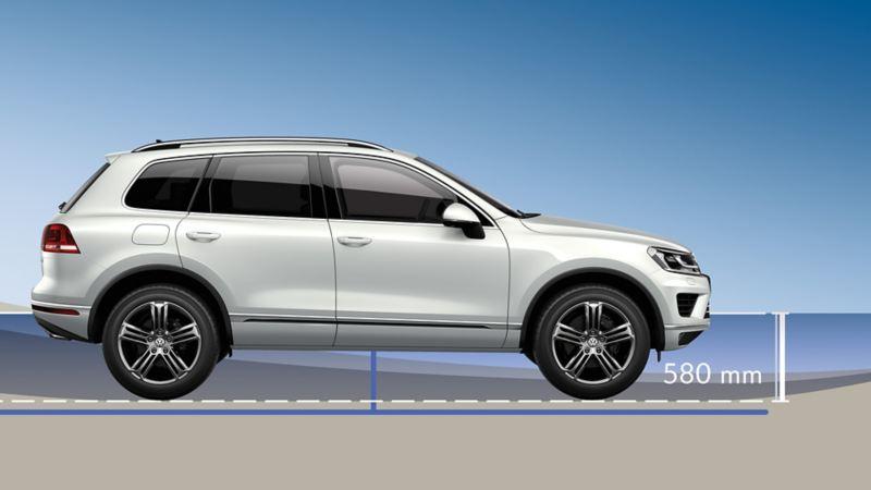 Volkswagen Geçiş Derinliği