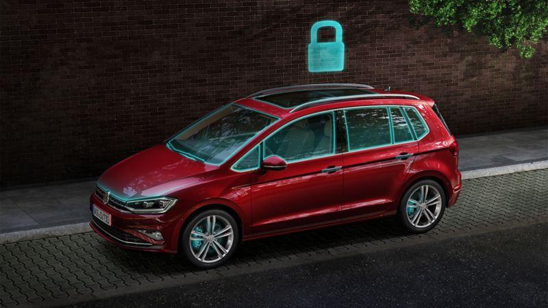 Volkswagen Hırsızlık Alarm Sistemi