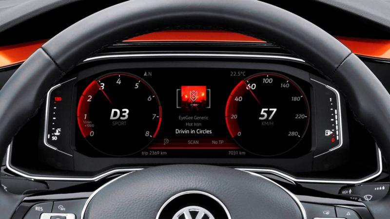 Volkswagen Hıza Bağlı Ses Seviye Ayarı