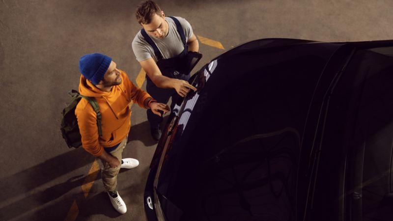 Volkswagen Kaporta ve Boya Hizmetleri