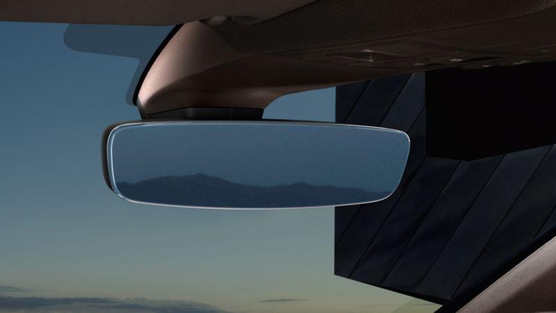 Volkswagen Kendiliğinden Kararan İç Dikiz Aynası