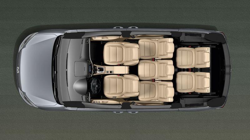 Volkswagen Kolay Biniş Fonksiyonu