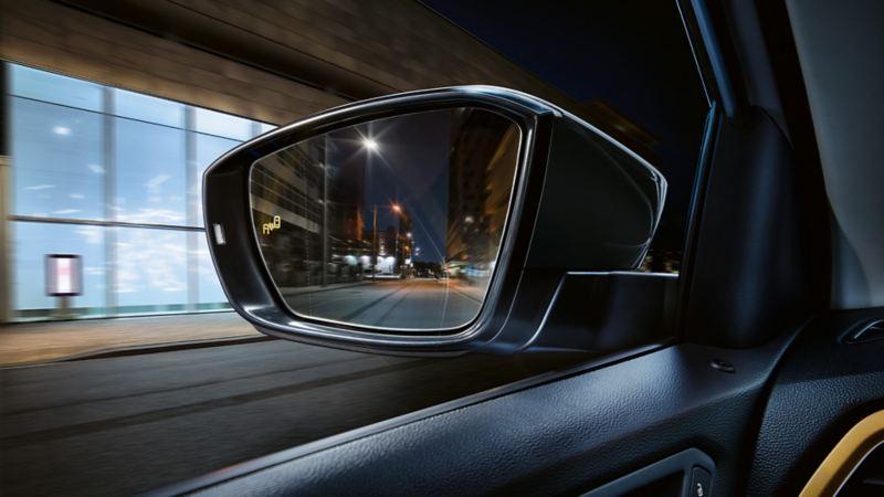 Volkswagen Kör Nokta Uyarı Sistemi