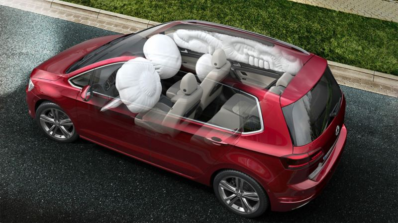 Volkswagen Pasif Güvenlik Sistemleri