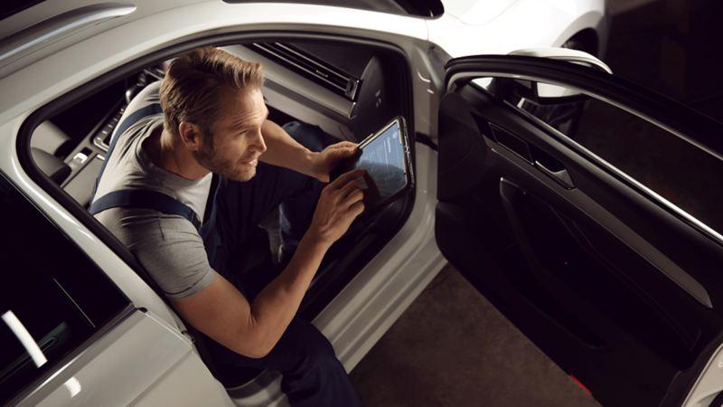 Volkswagen Yerinden Alım Yerine Teslim