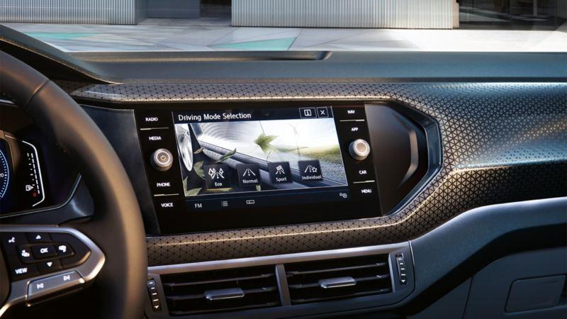 Volkswagen Sürüş Profil Seçimi