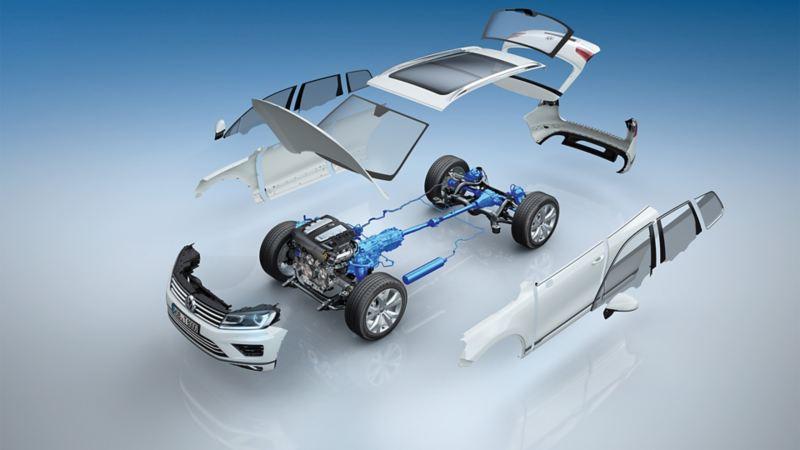 Volkswagen Torsen Diferansiyeli