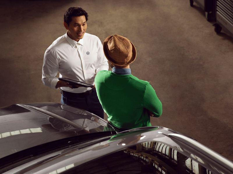 Volkswagen Mobilite Hizmetleri Görseli