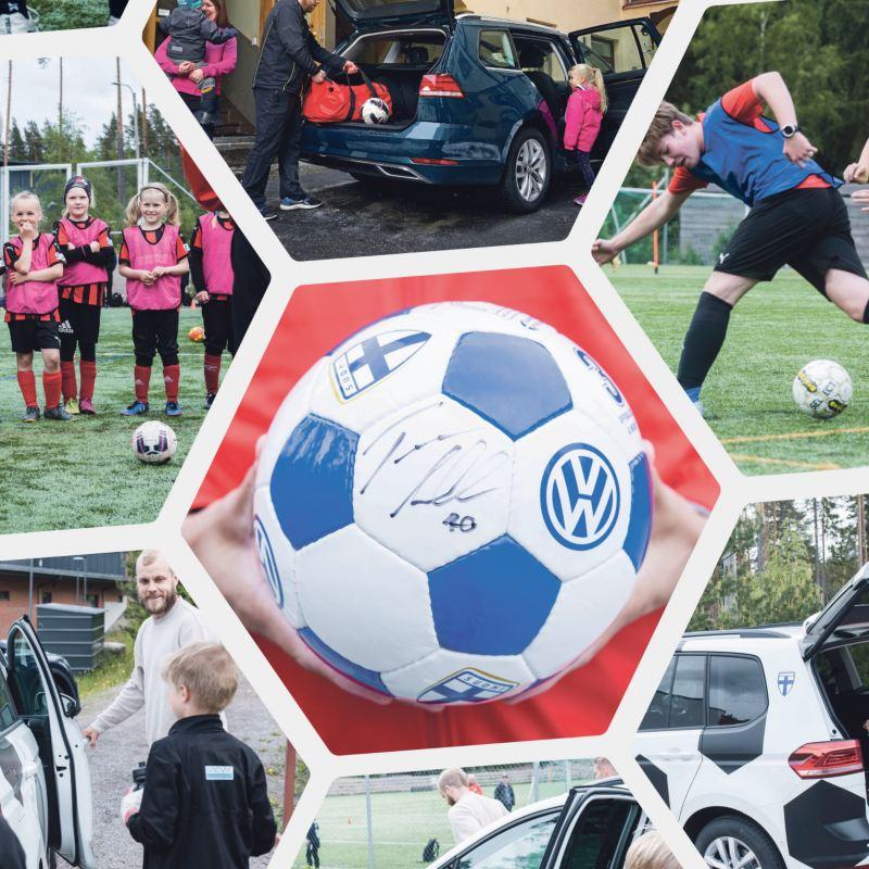 Volkswagen & Huuhkajat