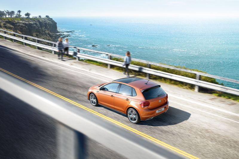 Volkswagen Yan Rüzgar Dengeleme Sistemi