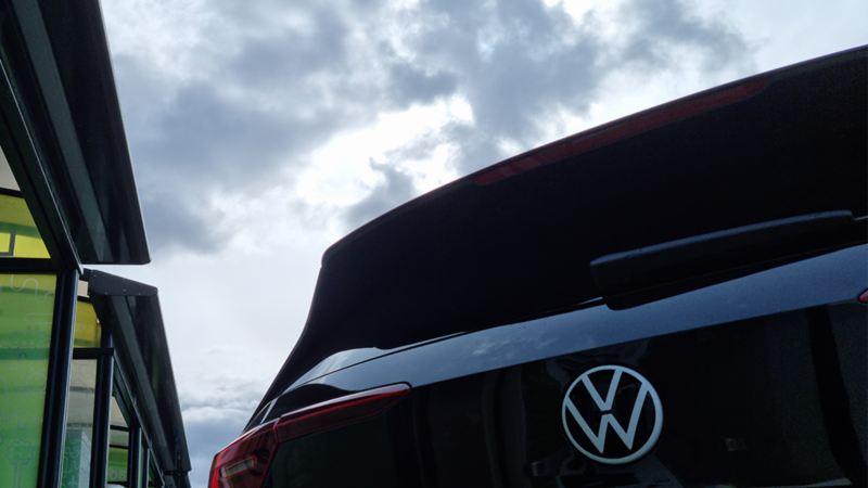 VW ID.3 lader på Recharge