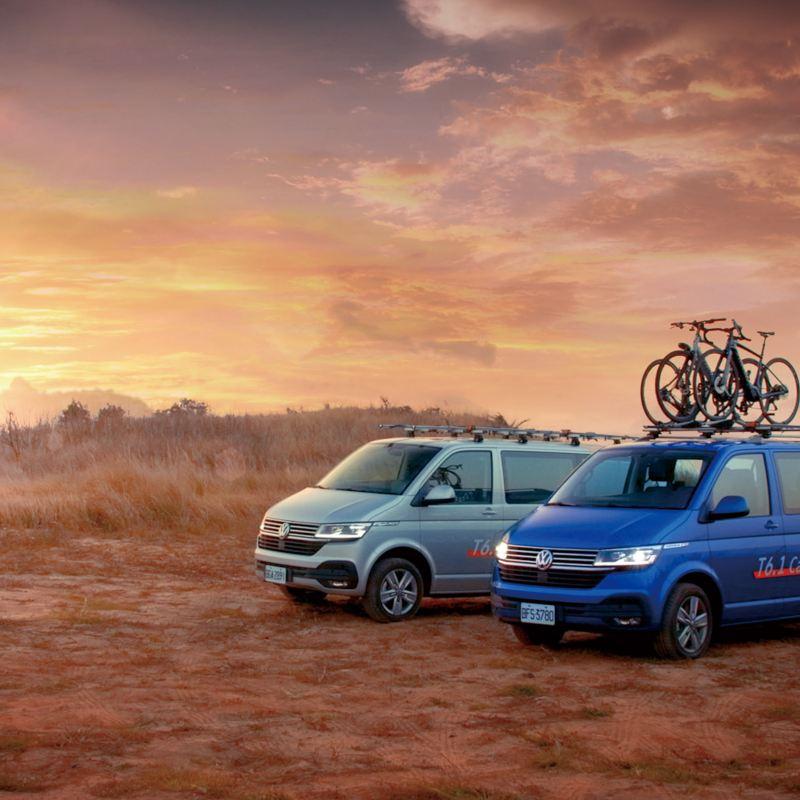 T6.1 Caravelle勇奪2021車訊風雲獎最佳進口大型MPV 福斯商旅多項財務方案同慶啟動