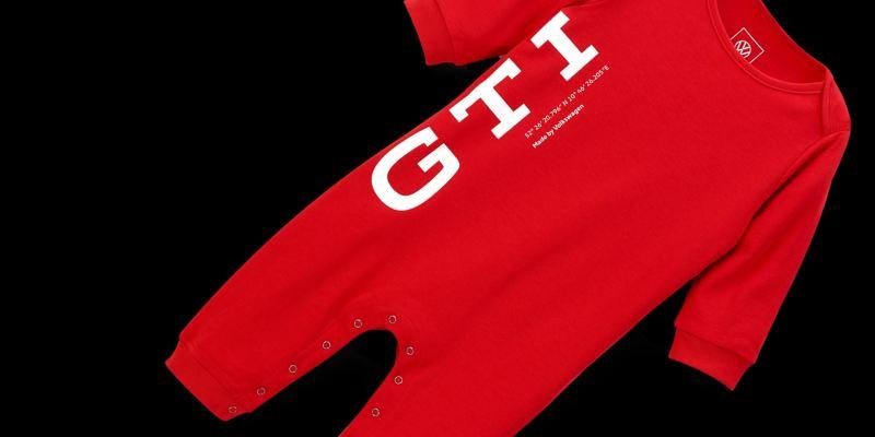 Accessoire de mode pour les tout-petits – Grenouillère GTI