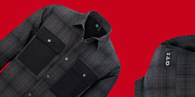 Style GTI pour vous – Accessoires VW Veste-chemise