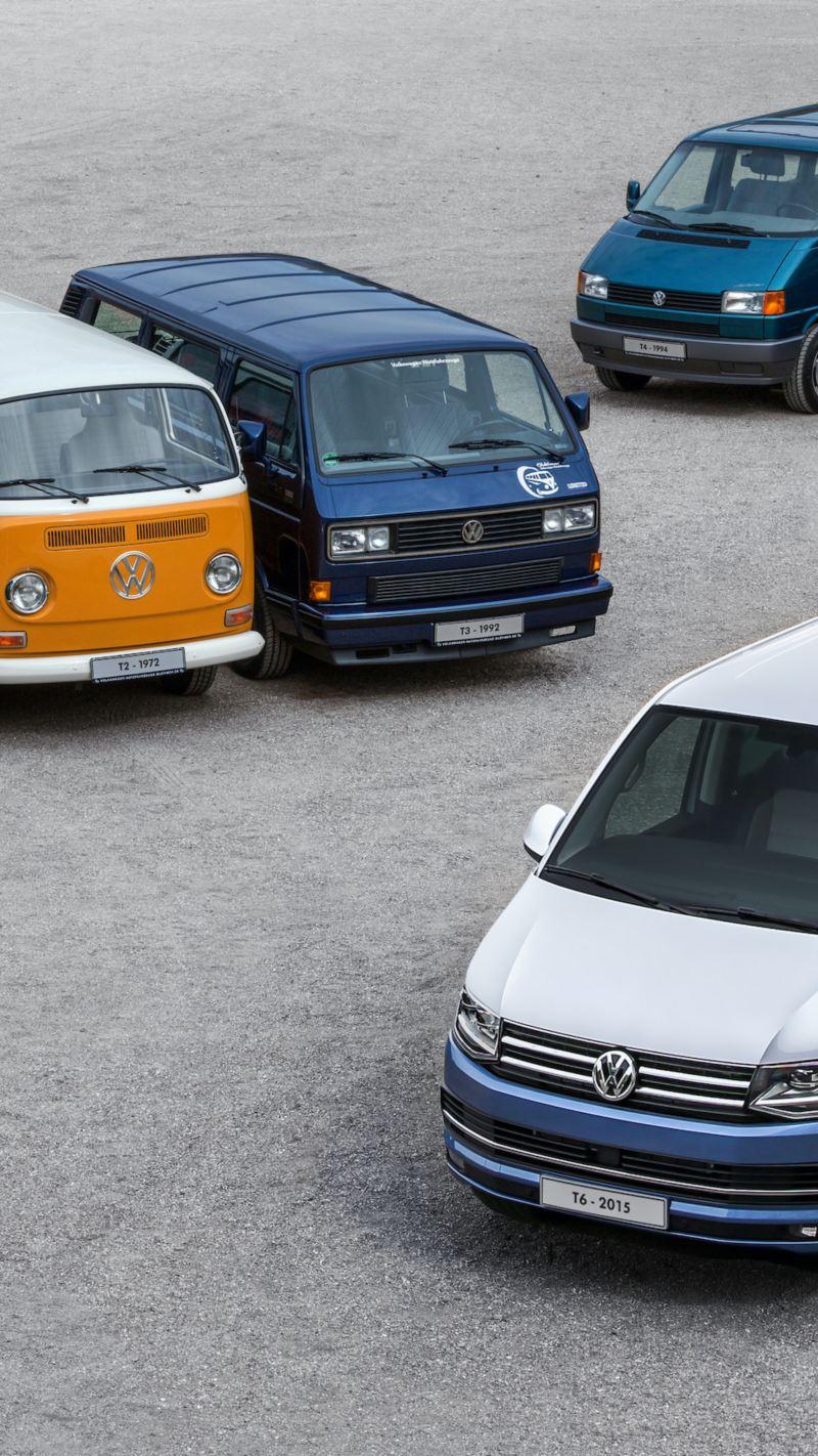 """Wprowadzony na rynek w marcu, dokładnie 70 lat temu: Volkswagen """"Bulli"""" najdłużej na świecie produkowanym samochodem dostawczym"""